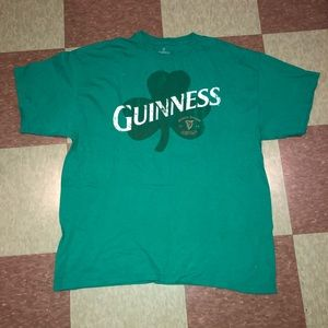 Guinness irish alcohol party T-shirt xl